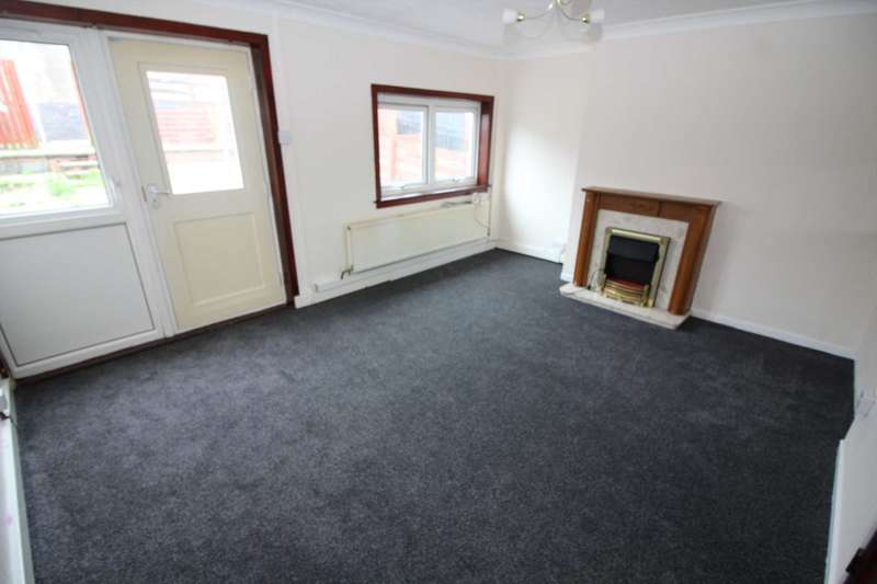2 Bedrooms Terraced House for sale in Barshare Road, Cumnock