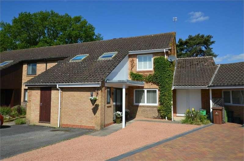 3 Bedrooms Terraced House for sale in King Henry Close, Charlton Kings, Cheltenham