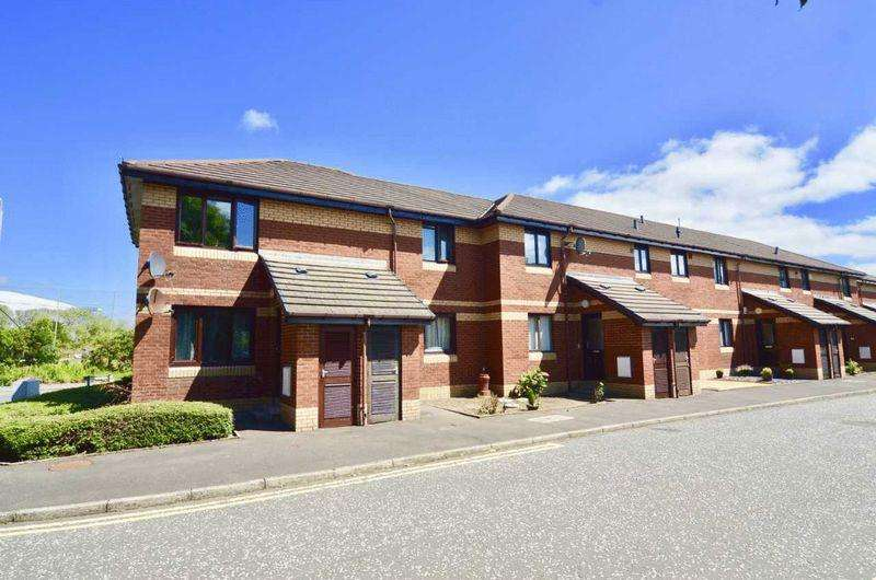 2 Bedrooms Flat for sale in Shaw Farm Court, Prestwick