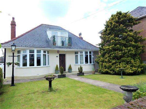 4 Bedrooms Detached Bungalow for sale in King Edward Road, Brynmawr, NP23 4SD