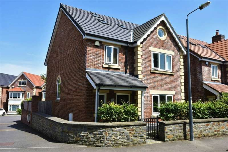 5 Bedrooms Detached House for sale in Lodge Lane, Wraxall, Bristol, North Somerset
