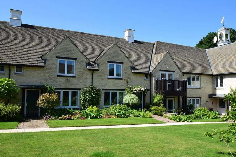 2 Bedrooms Retirement Property for sale in Stuart Court, Butt Street, Minchinhampton, GL6