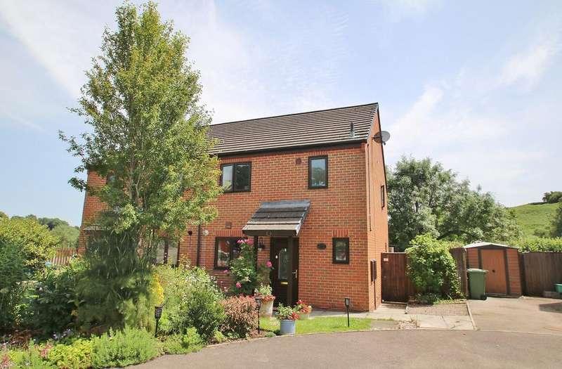 3 Bedrooms Semi Detached House for sale in Colsty Meadow, Blakeney, GL15