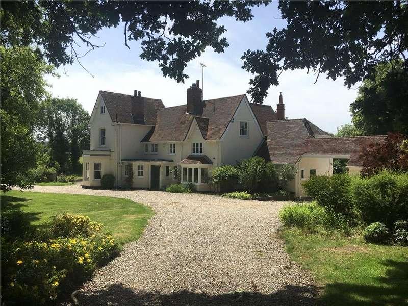 7 Bedrooms Detached House for sale in Manor Farm House, Binfield Road, Binfield, Berkshire, RG40