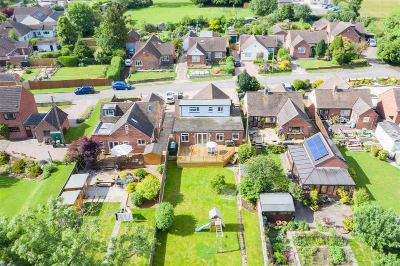 4 Bedrooms Detached Bungalow for sale in Bulley Lane, Churcham