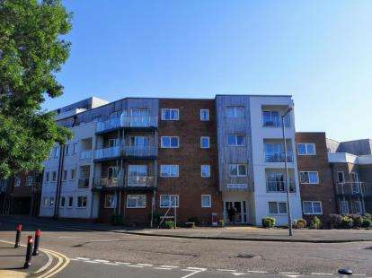 1 Bedroom Flat for sale in Highview Court, Dudley Street, Luton, Bedfordshire