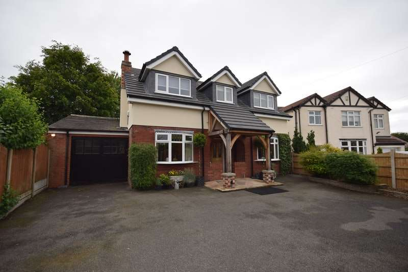 5 Bedrooms Detached House for sale in Whirley Road, Macclesfield, Cheshire, SK10
