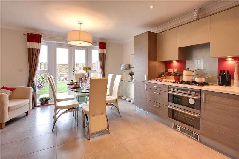 3 Bedrooms Semi Detached House for sale in Quedgeley, Gloucester
