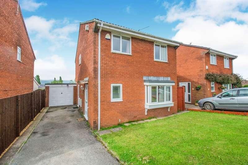 4 Bedrooms Detached House for sale in Fairoak Grove, Bassaleg, Newport