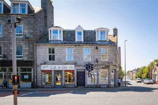 2 Bedrooms Flat for sale in George Street, Aberdeen