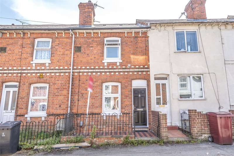 3 Bedrooms Terraced House for sale in Edgehill Street, Reading, Berkshire, RG1