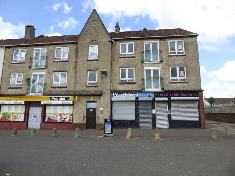 2 Bedrooms Flat for sale in 11C, Tourhill Road, Kilmarnock, East Ayrshire