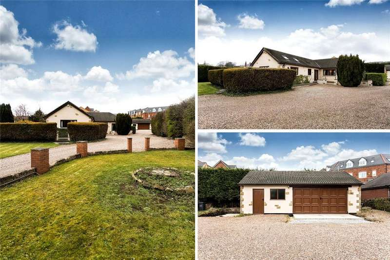 4 Bedrooms Detached Bungalow for sale in New North Road, Heckmondwike, WF16