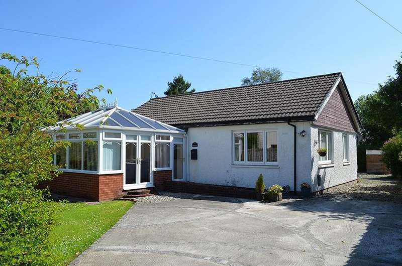 3 Bedrooms Bungalow for sale in 20 Park Road, Kirn, Dunoon, PA23 8JJ