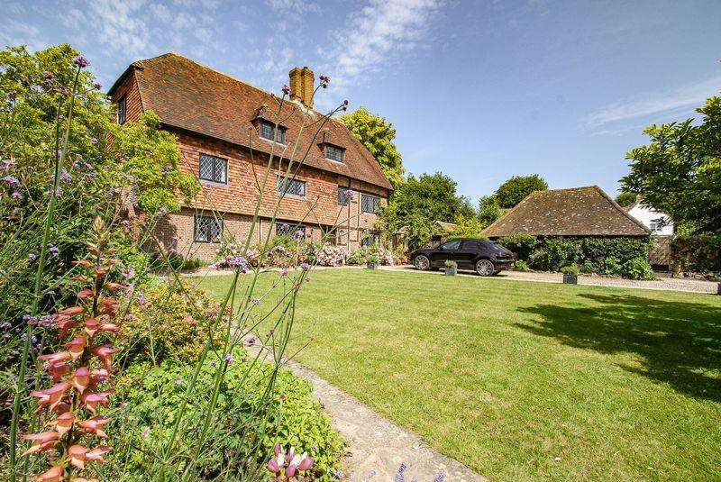 5 Bedrooms Detached House for sale in College Lane, Hurstpierpoint