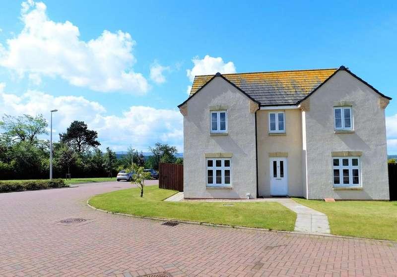 4 Bedrooms Detached Villa House for sale in South Quarry View, Gorebridge EH23