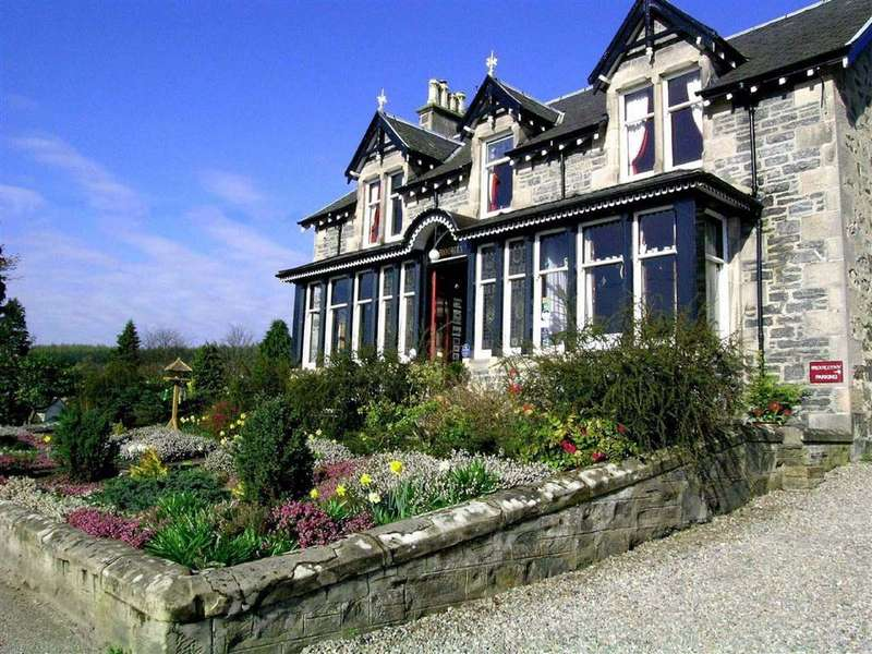7 Bedrooms Guest House Commercial for sale in Grantown On Spey