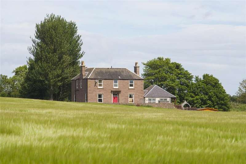 5 Bedrooms Detached House for sale in Unthank House, By Brechin, Angus, DD9
