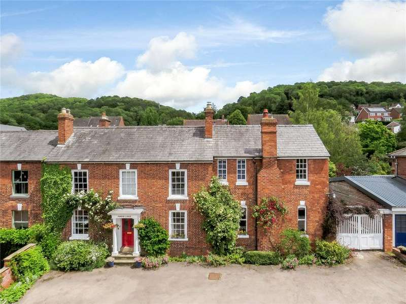 5 Bedrooms Unique Property for sale in The Homend, Ledbury, HR8
