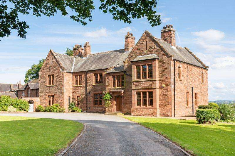 9 Bedrooms Detached House for sale in Irthington, Carlisle