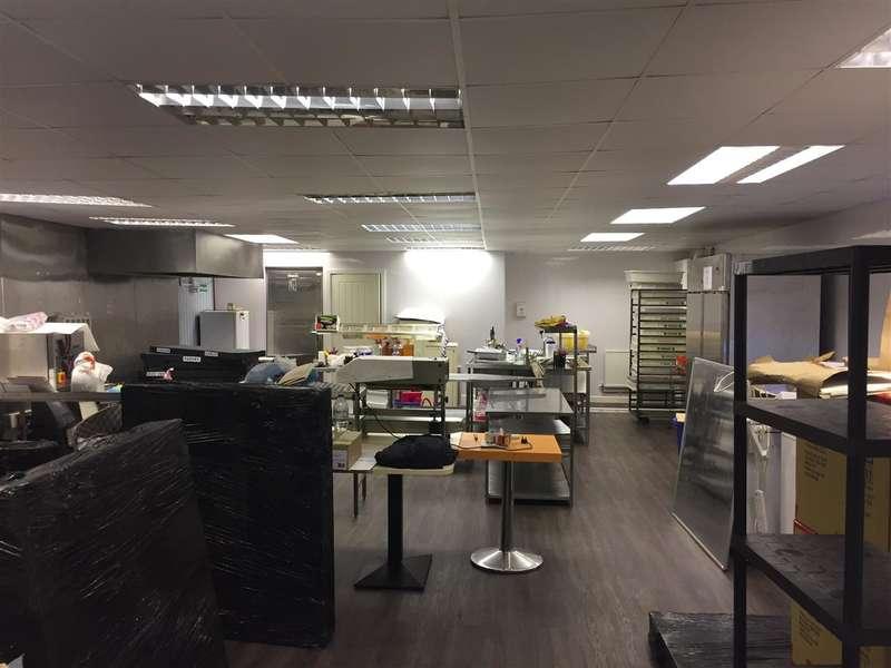 Commercial Property for sale in Wensley Road, Halal Food Manufacturing Business, Blackburn