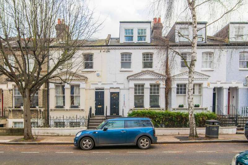 4 Bedrooms Terraced House for sale in Archel Road