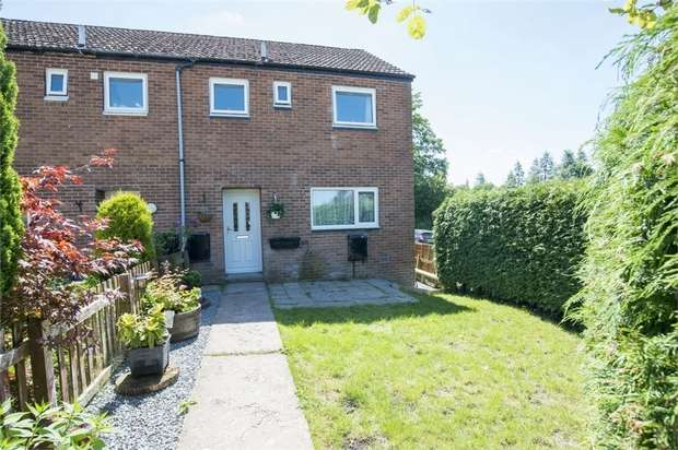4 Bedrooms End Of Terrace House for sale in Dolgwenith, Llanidloes