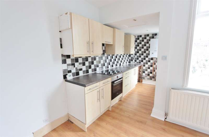 3 Bedrooms End Of Terrace House for rent in Cliffefield Road, Sheffield, S8 9DN