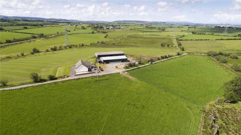 3 Bedrooms Farm Commercial for sale in Beechknowe, Ochiltree, Cumnock, East Ayrshire, KA18