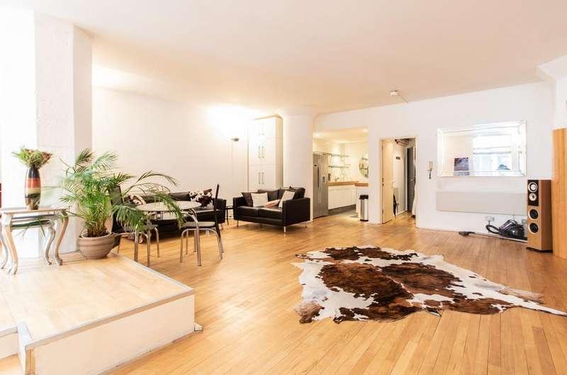 1 Bedroom Apartment Flat for rent in Ziggurat Building, 60-66 Saffron Hill, London, EC1N