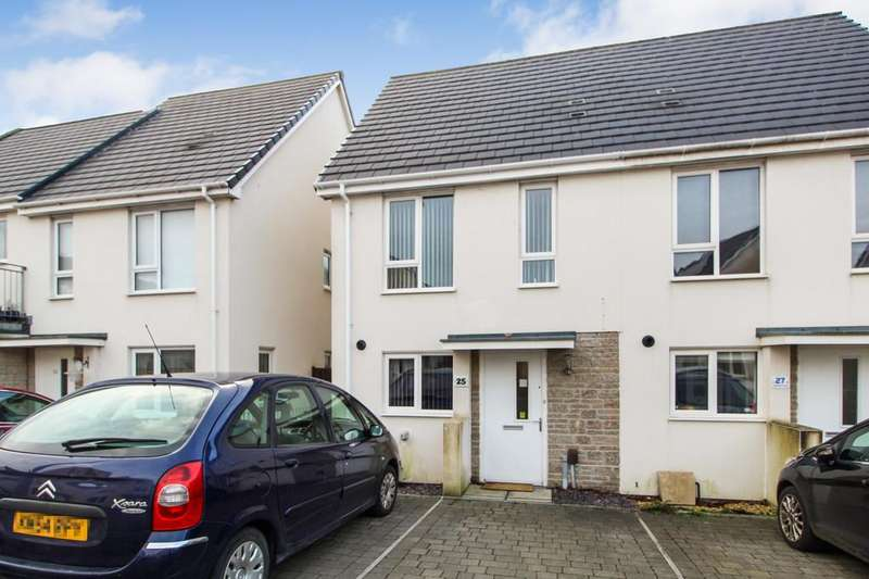 2 Bedrooms Terraced House for sale in Yellowmead Road, Plymouth