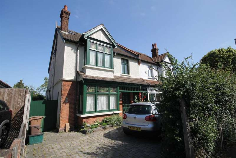 5 Bedrooms Semi Detached House for sale in Carshalton Park Road, CARSHALTON