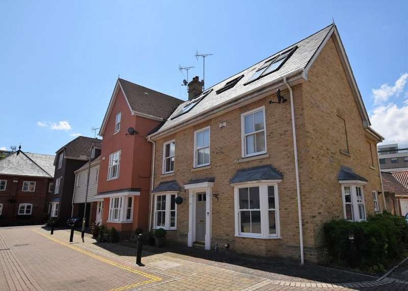 6 Bedrooms Town House for sale in Parkside Quarter, Colchester, CO1 1EA