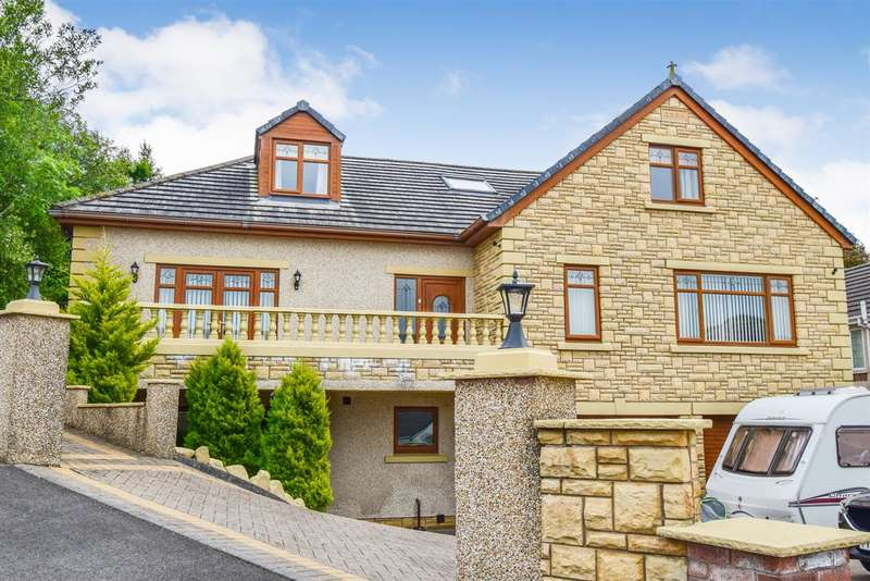 4 Bedrooms Detached House for sale in Manesty Rise, Low Moresby, Whitehaven