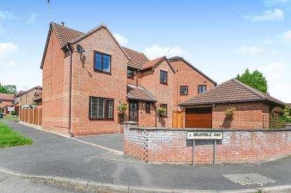 4 Bedrooms Detached House for sale in Bramble Way, Kilburn, Belper, Derbyshire