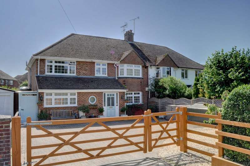 5 Bedrooms Semi Detached House for sale in Wycombe Road, Marlow