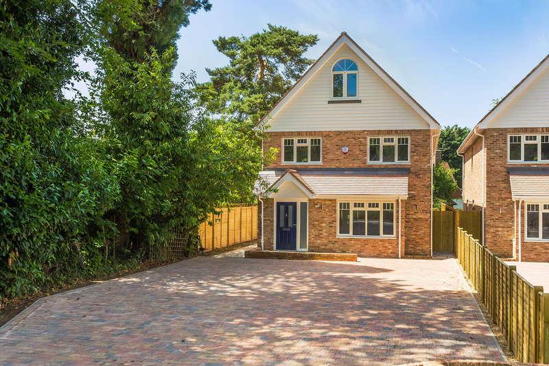 5 Bedrooms Detached House for sale in Caterham, Surrey