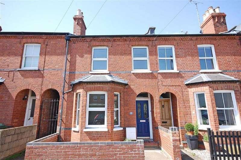 3 Bedrooms Terraced House for sale in Rosehill Street, Charlton Kings, Cheltenham, GL52