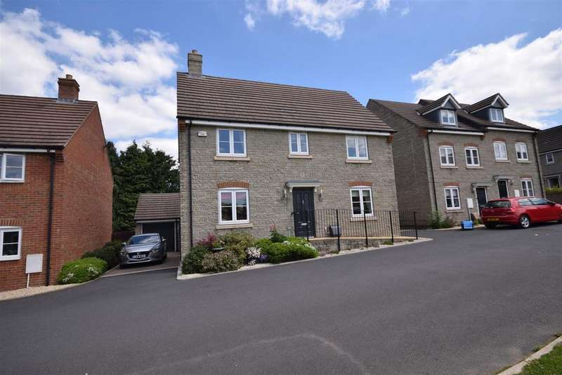 4 Bedrooms Detached House for sale in Lawdley Road, Coleford