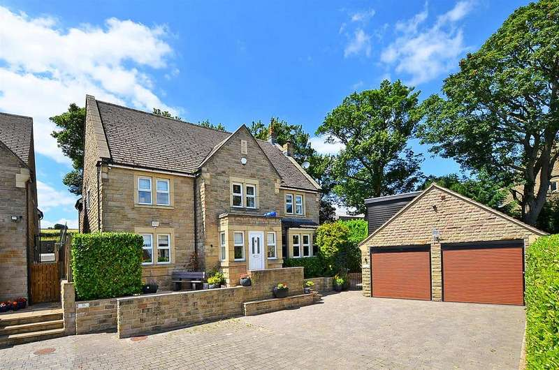 5 Bedrooms Detached House for sale in Sheffield