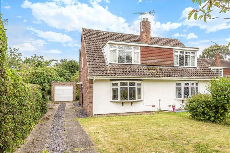 3 Bedrooms Semi Detached House for sale in Huntercombe Close, Taplow, Maidenhead, SL6
