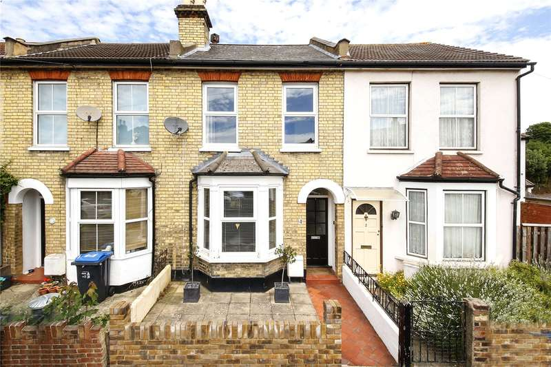 3 Bedrooms Terraced House for sale in Siddons Road, Croydon