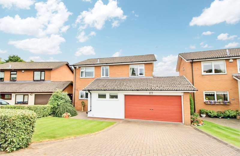 Detached House for sale in Pentre-Poeth Close, Bassaleg, Newport, NP10