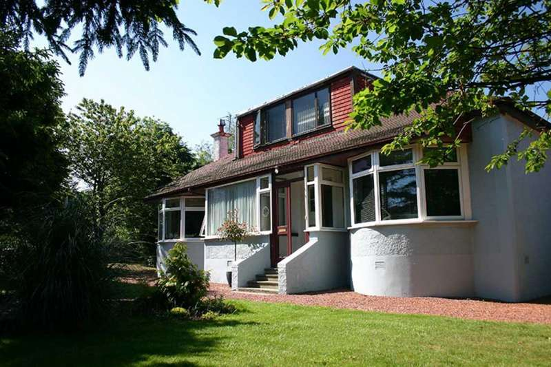 4 Bedrooms House for sale in Barr Crescent, Largs