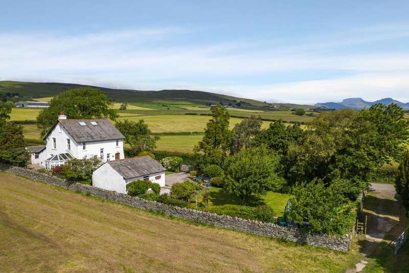 3 Bedrooms Detached House for sale in Dow Crag House, Broughton Beck, Ulverston, Cumbria LA12 7PQ