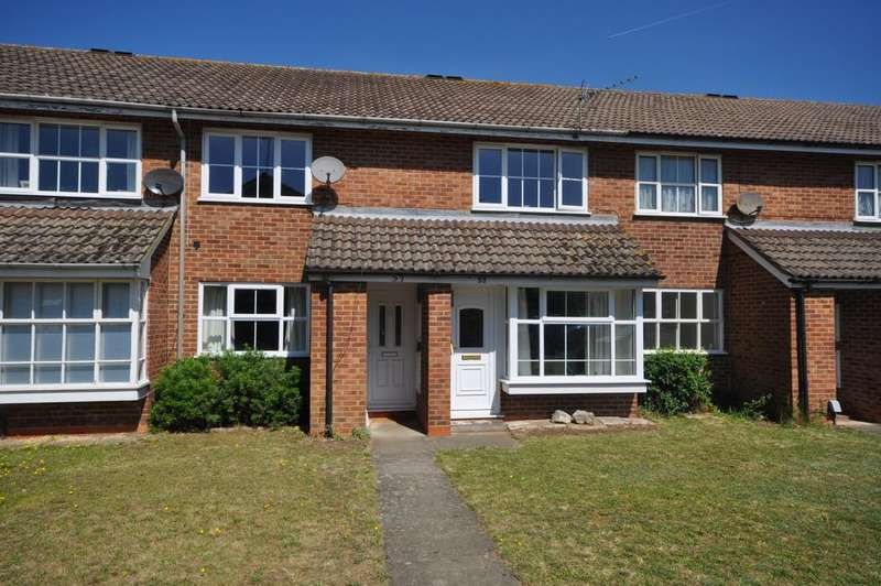 2 Bedrooms Ground Maisonette Flat for sale in Dunbar Drive, Woodley, Reading, RG5 4HA