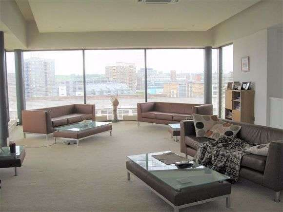 4 Bedrooms Flat for sale in Hatton Garden, Liverpool