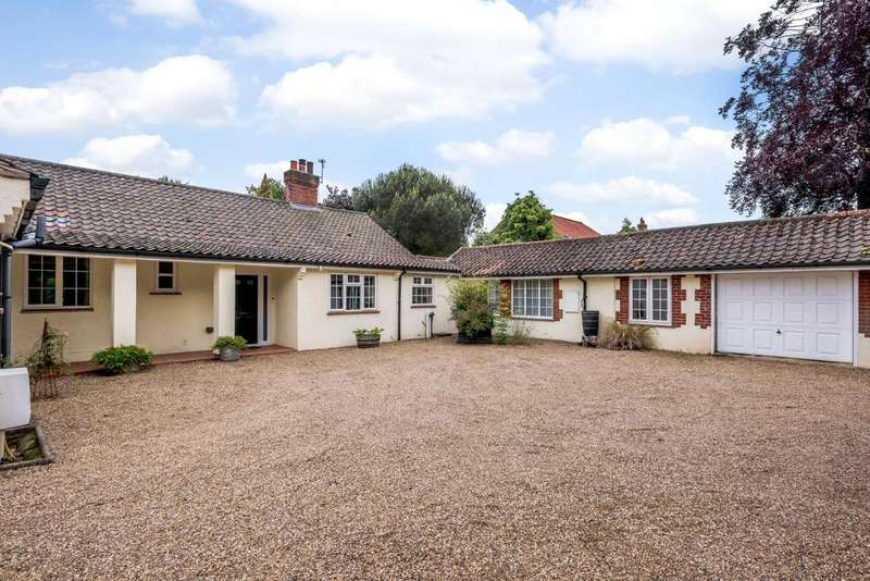 5 Bedrooms Detached Bungalow for sale in Pinewood Close, Hellesdon, Norwich, Norfolk, NR6