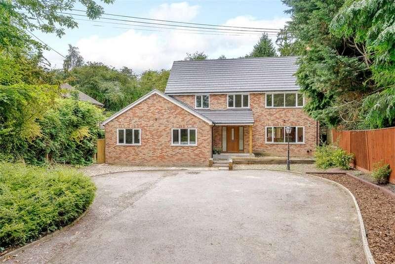5 Bedrooms Detached House for sale in Belmont, Woodspeen, Newbury, Berkshire, RG20