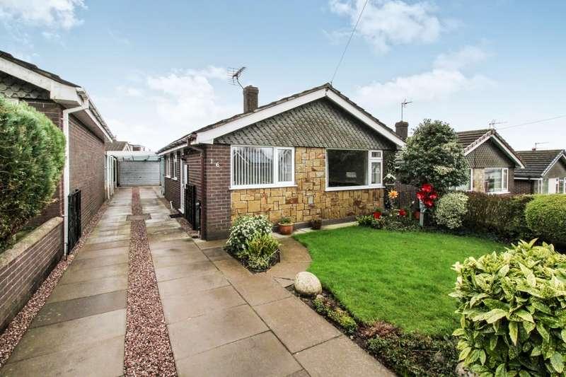 3 Bedrooms Detached Bungalow for sale in Farmside Lane, Biddulph Moor, Stoke-On-Trent, ST8